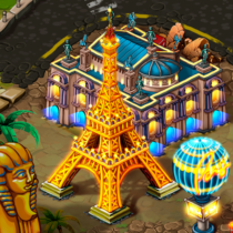 Magica Travel Agency – Match 3 Puzzle Game 1.2.9