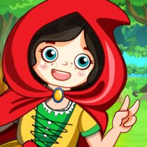 Mini Town: Red Riding Hood Fairy Tale Kids Games 2.3
