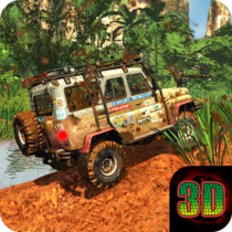 Off road 4X4 Jeep Racing Xtreme 3D 1.4.3