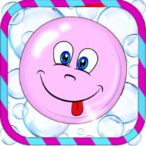 Balloon pop game – popping bubbles!