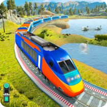Bullet Train Space Driving 2020