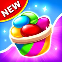 Candy Blast Mania – Match 3 Puzzle Game