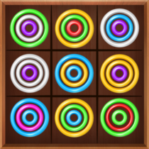 Color Rings – Colorful Puzzle Game