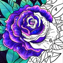 Coloring Book – Color by Number & Paint by Number