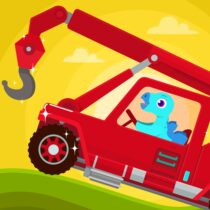 Dinosaur Rescue – Truck Games for kids & Toddlers