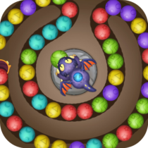 Dragon Marble Shooter