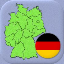 German States – Flags, Capitals and Map of Germany