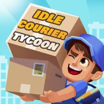 Idle Courier Tycoon – 3D Business Manager