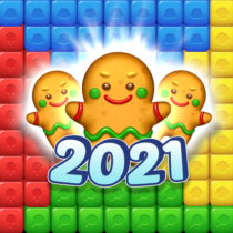 Judy Blast – Toy Cubes Puzzle Game