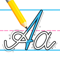 Kids Learn Cursive Writing – Cursive For Toddlers