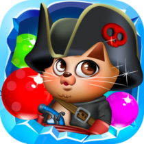 Kitty Bubble : Puzzle pop game