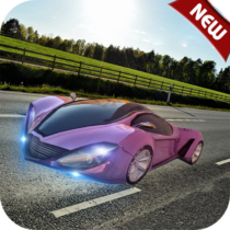 Luxury Car Game : Endless Traffic Race Game 3D