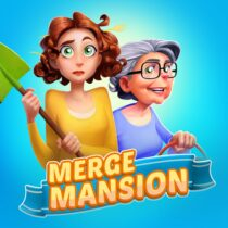 Merge Mansion – The Mansion Full of Mysteries
