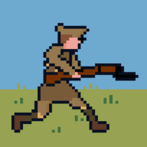 Pixel Trenches: World War 1