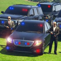 President Police Protection Game