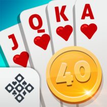 Scala 40 Online – Free Card Game