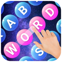 Scrolling Words Bubble – Find Words & Word Puzzle