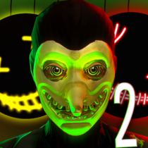 Smiling-X 2: Action and adventure with jump scares