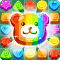 Sweet Jelly Pop 2021 – Match 3 Puzzle