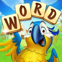 Word Farm Scapes: Free Word Game