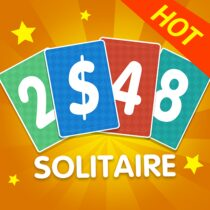 2048 Cards Casual – 2048 Solitaire Games