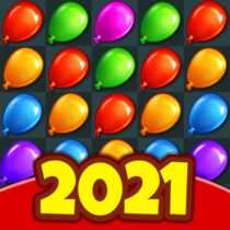 Balloon Paradise – Free Match 3 Puzzle Game