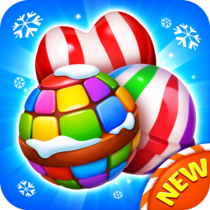 Candy Sweet Legend – Match 3 Puzzle