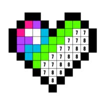 Color by Number: Free Coloring Games – Paint Book