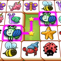 Connect Animal Renew – Classic Matching Puzzle