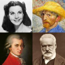 Famous People – History Quiz about Great Persons