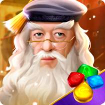 Harry Potter: Puzzles & Spells – Matching Games