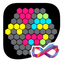 Hex FRVR – Drag the Block in the Hexagonal Puzzle