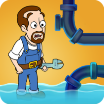 Home Pipe: Water Puzzle
