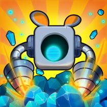 Idle Space Miner – Simulator & Tycoon & Management