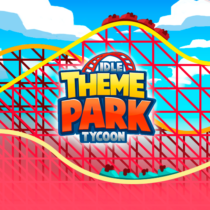 Idle Theme Park Tycoon – Recreation Game