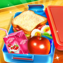 My LunchBox – School Kids Cooking Game
