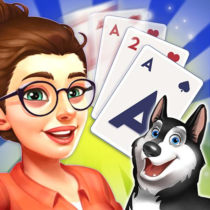 Solitaire Pet Haven – Relaxing Tripeaks Game