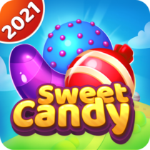Sweet candy puzzle – Triple match games