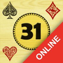 Thirty-One | 31 | Blitz – Card Game Online