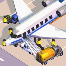 Airport Inc. Idle Tycoon Game  1.4.2
