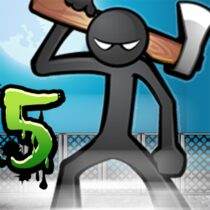 Anger of stick 5 : zombie  1.1.53