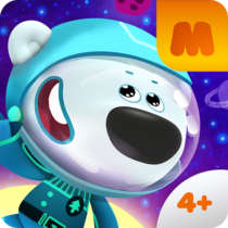 Be-be-bears in space