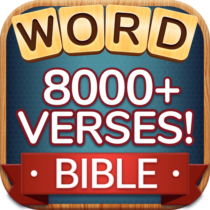 Bible Word Puzzle Free Bible Word Games  2.21.1