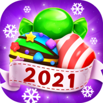 Candy Charming 2021 Free Match 3 Games  17.3.3051
