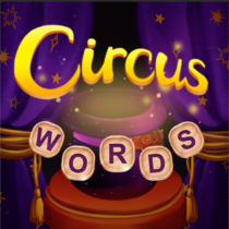 🎪Circus Words: Free Word Spelling Puzzle