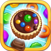 Cookie Mania – Match-3 Sweet Game