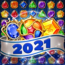 Jewels Mystery: Match 3 Puzzle  1.3.3