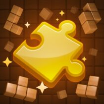 Jigsaw Puzzles – Block Puzzle (Tow in one)  36.0