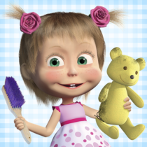 Masha and the Bear: House Cleaning Games for Girls  2.0.2