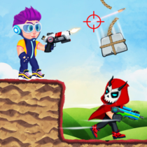 Mr Shooter Puzzle New Game 2021 – Shooting Games  1.48